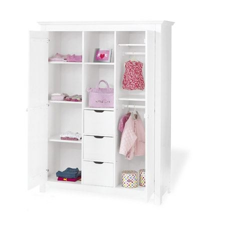 armoire bebe fille b b doudou univers. Black Bedroom Furniture Sets. Home Design Ideas