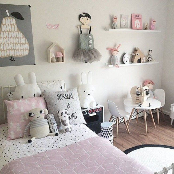 Idee deco chambre bebe fille pinterest