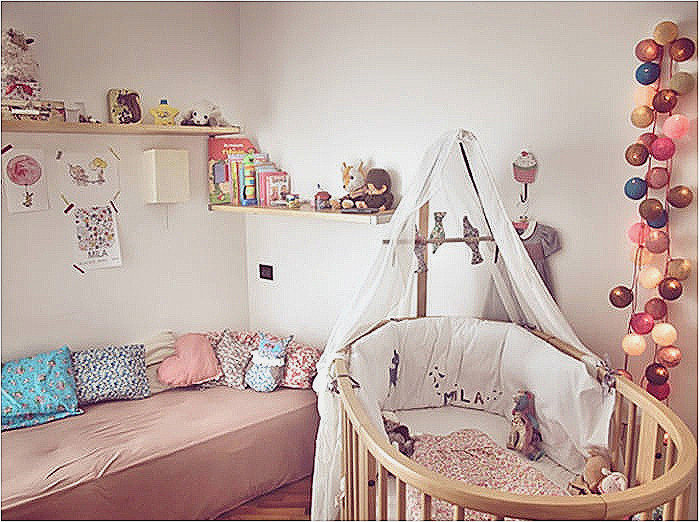 Exemple deco chambre bebe fille