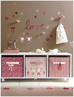 Mobilier chambre bebe fille