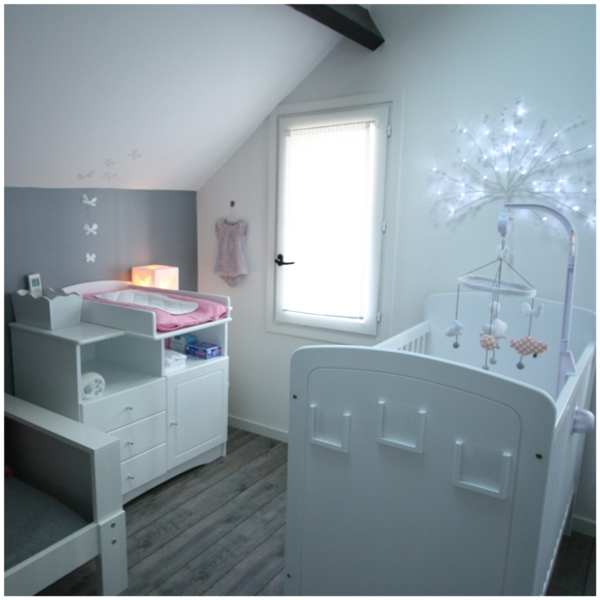 Chambre Bebe Fille Simple