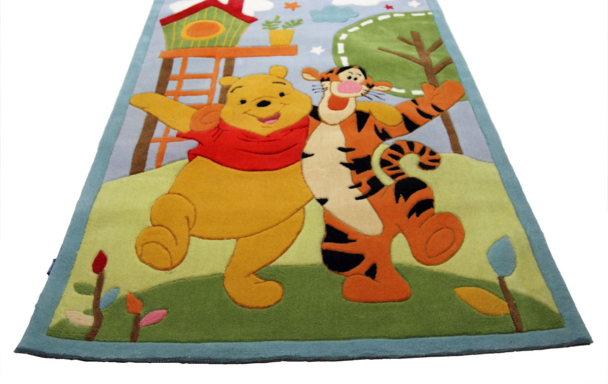 tapis chambre b b winnie l 39 ourson b b doudou univers. Black Bedroom Furniture Sets. Home Design Ideas