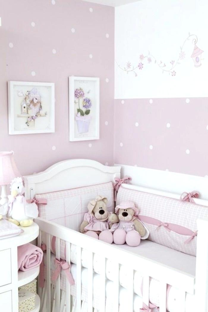 Chambre bebe fille soldes