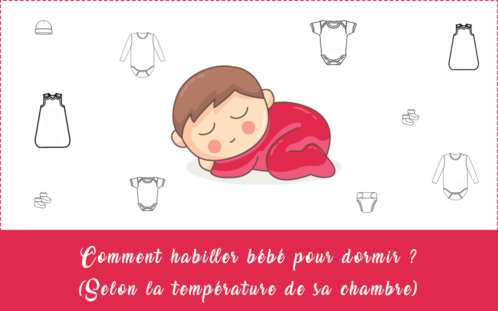Temperature chambre bebe habits