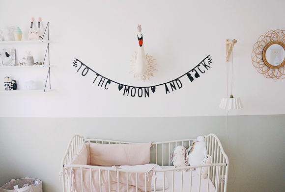 Idee pour chambre bebe fille