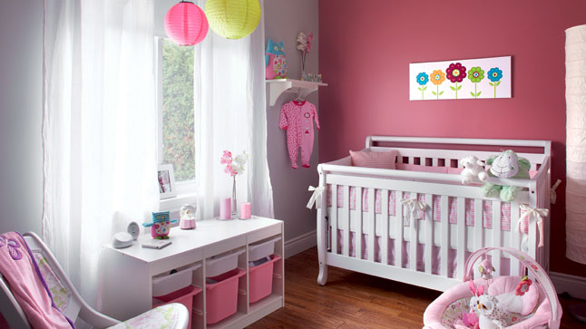 Idee Deco Chambre Petite Fille 2 Ans