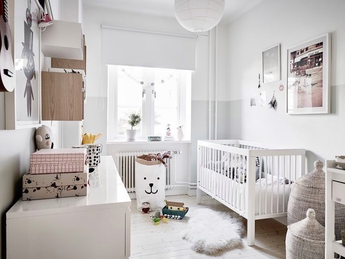idee deco chambre bebe scandinave b b doudou univers. Black Bedroom Furniture Sets. Home Design Ideas
