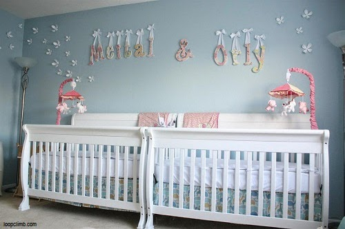 Idee Deco Chambre Bebe Jumeaux