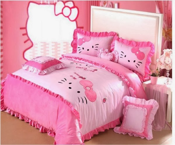 Superieur Chambre Bebe Hello Kitty