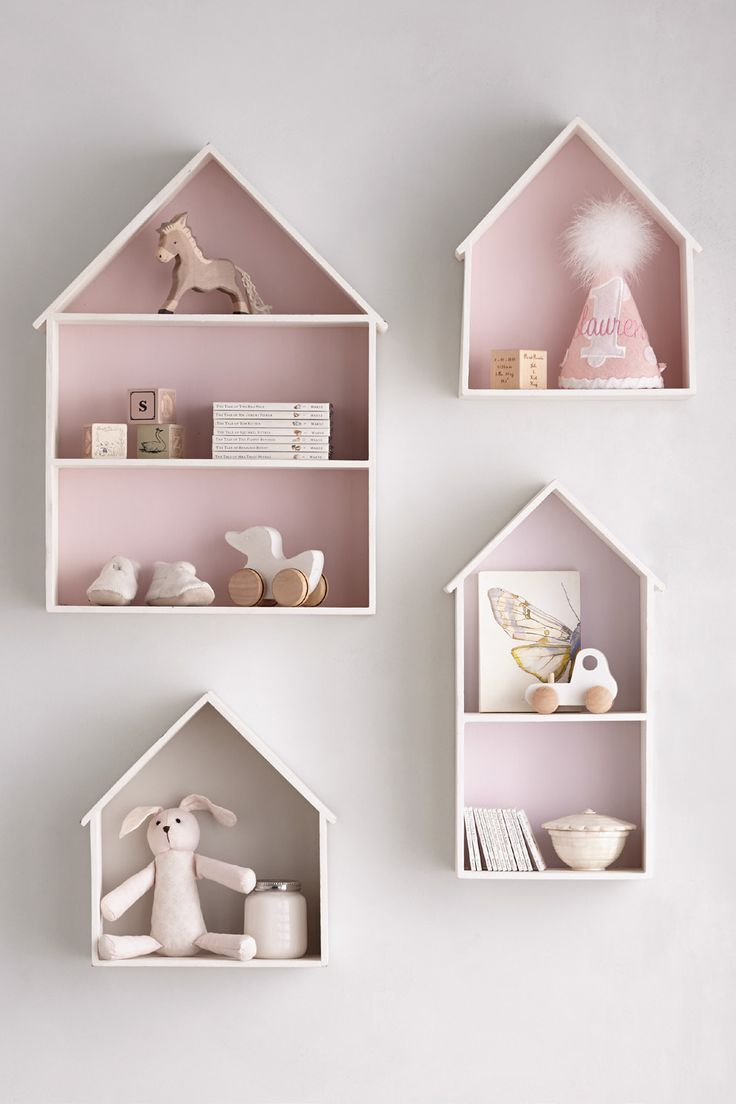 Decoration etagere chambre bebe