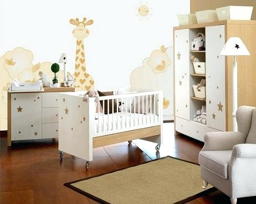 Agreable Idee Deco Pour Chambre Bebe Mixte