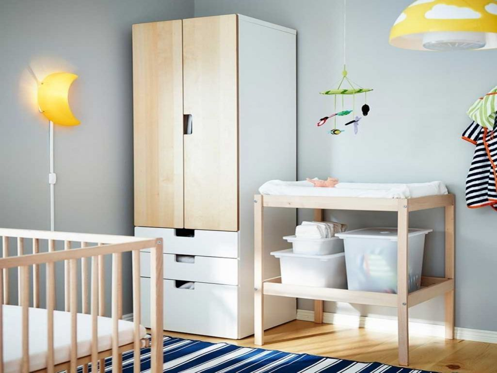 ikea chambre bebe stuva b b doudou univers. Black Bedroom Furniture Sets. Home Design Ideas