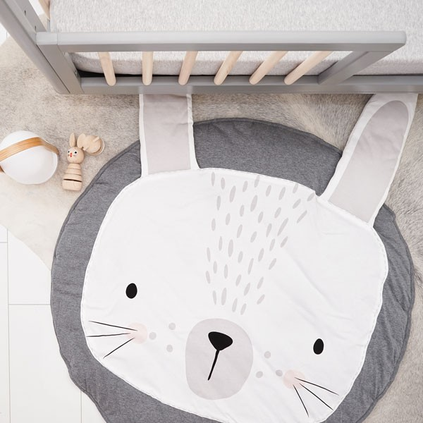 Tapis chambre bebe ours